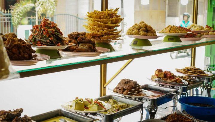 Hidangan Teras Asyifa: 'Nasi Khas Minang ini Belum Pernah Mengecewakan' 4
