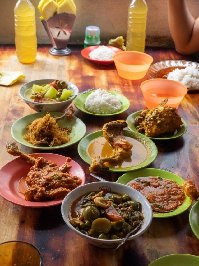 MARIKENA! Icip-Icip Masakan Karo Halal yang Melegenda 10