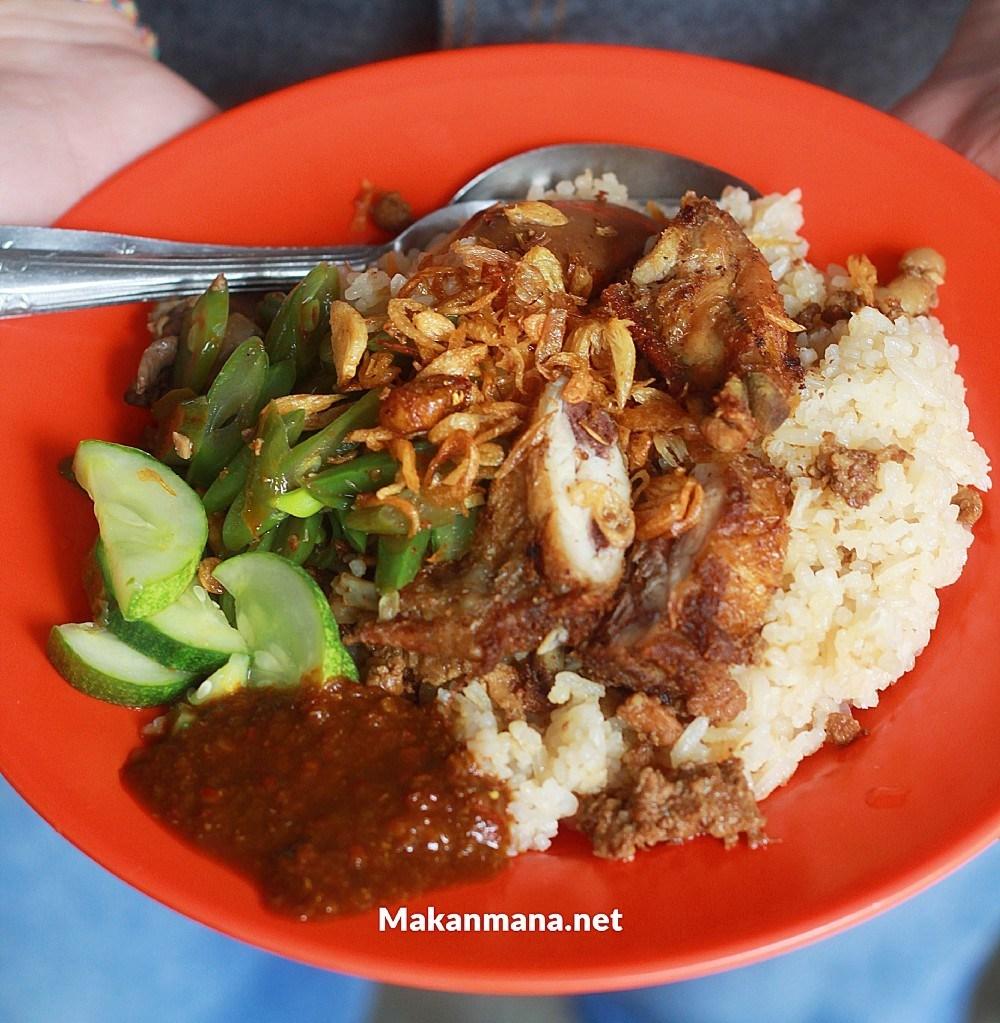 nasi ayam amin chicken rice kuliner medan