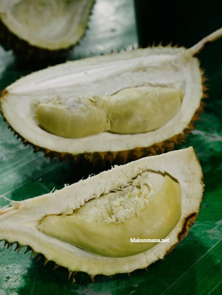 durian bolang kuliner medan