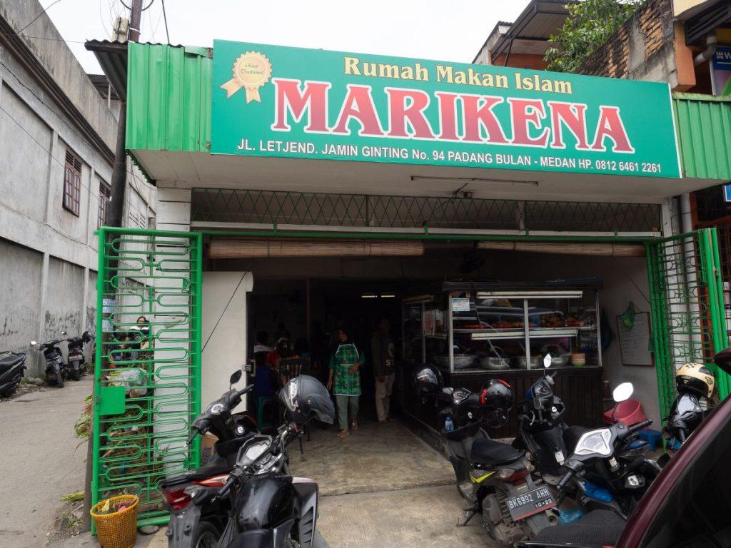 Image result for Rumah Makan Islam Marikena