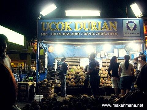 ucok durian kuliner medan