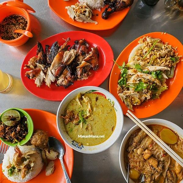 100 Must Eat Local Street Food in Medan 2019! 100