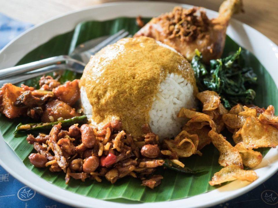 rasa bunda, modern minang cuisines