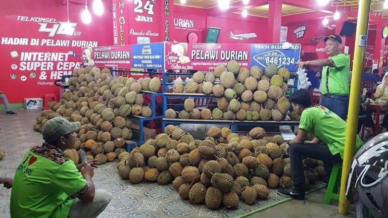 durian pelawi halal