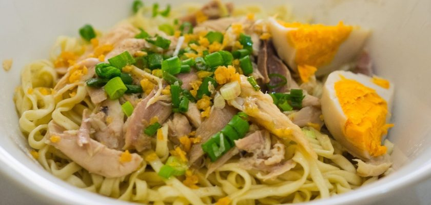 Mie Ayam Sikambing - Special Dish in a Humble Setting 1