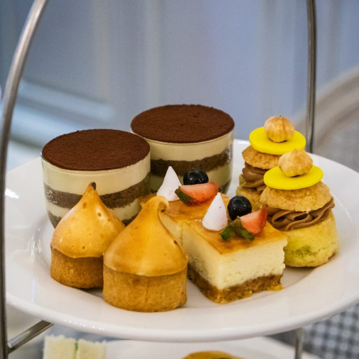 afternoon tea time
