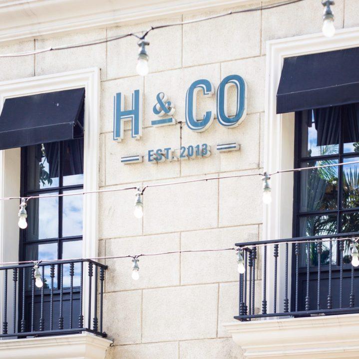 Afternoon Tea: Tea Time ala Inggris di H&Co 6