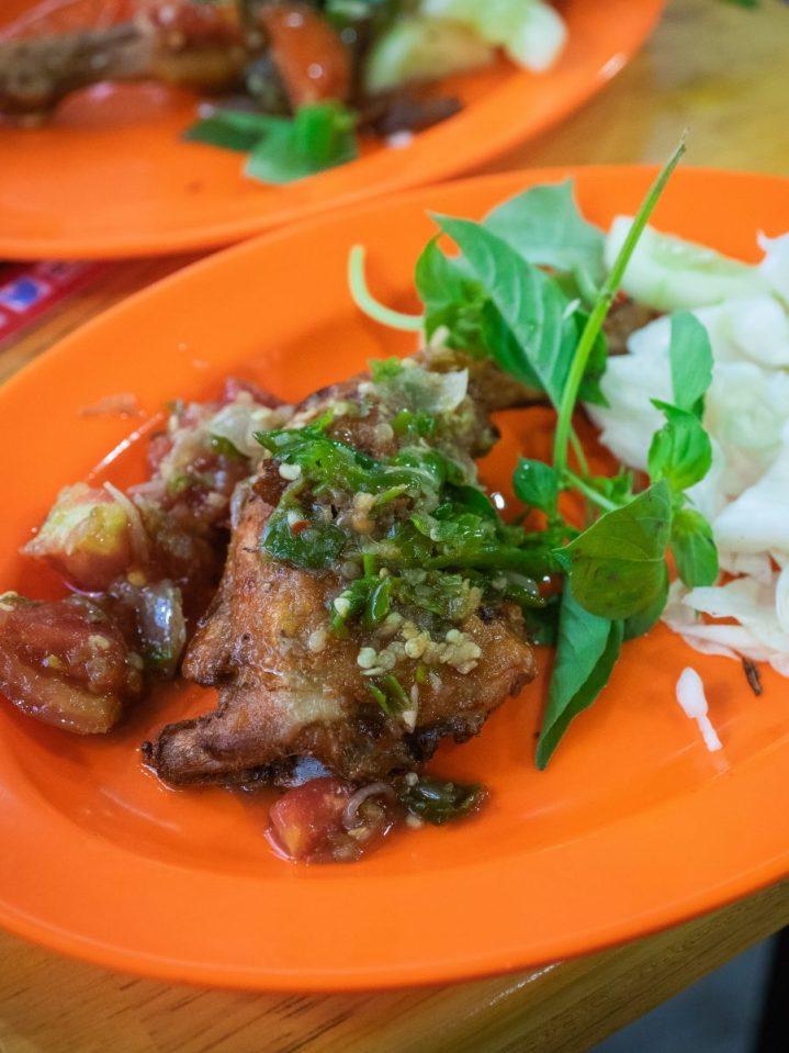 Ayam Pecak Joko Moro - Pedasnya Endes! 9