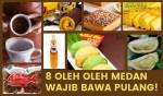 8 oleh-oleh Medan wajib bawa pulang!