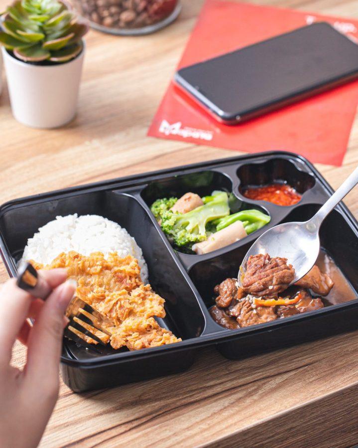 Cara Paling Praktis Dan Cepat Menikmati Makan Siang—Mapaya House 5