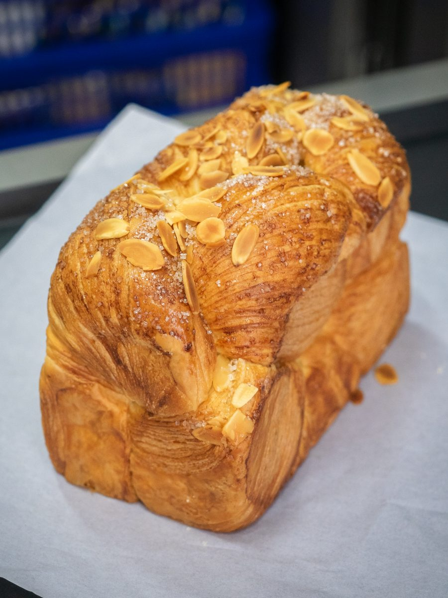 Durian Bread dari Jon's Boulangerie & Patisserie Ini Best Banget!