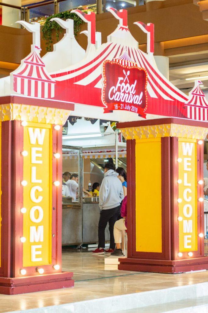 Berburu 58 Jenis Kuliner di Food Carnival Sun Plaza 2019! 1