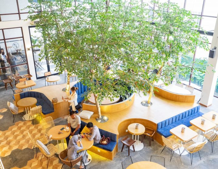 New Spot in Town! Higher Steps Dining - Resto Casual yang Instagrammable 11