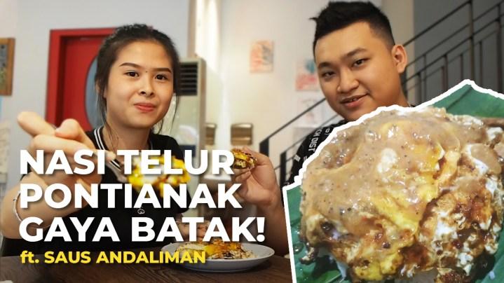 5 Resep Nasi Telur Pontianak Medan Ini Tempting Banget! 2