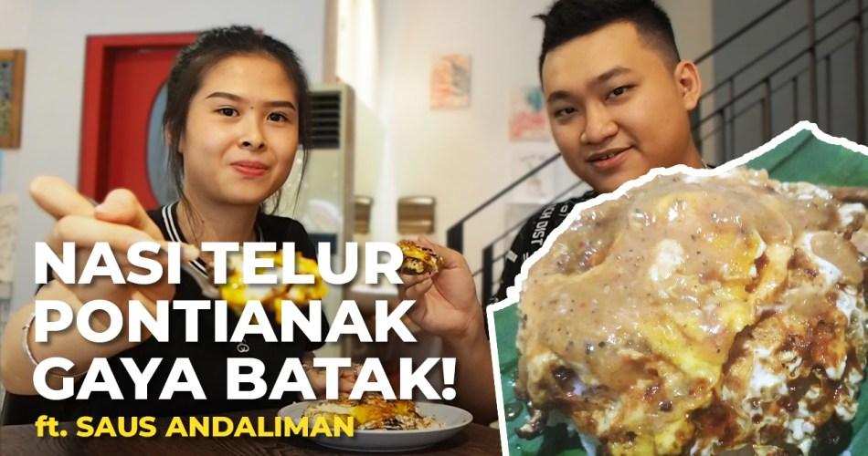 5 Resep Nasi Telur Pontianak Medan Ini Tempting Banget! 1
