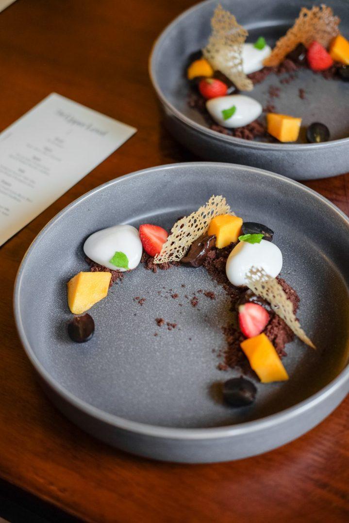 The Upper Level — Fine Dining di Medan, Serasa Dibawa Keliling Dunia 26