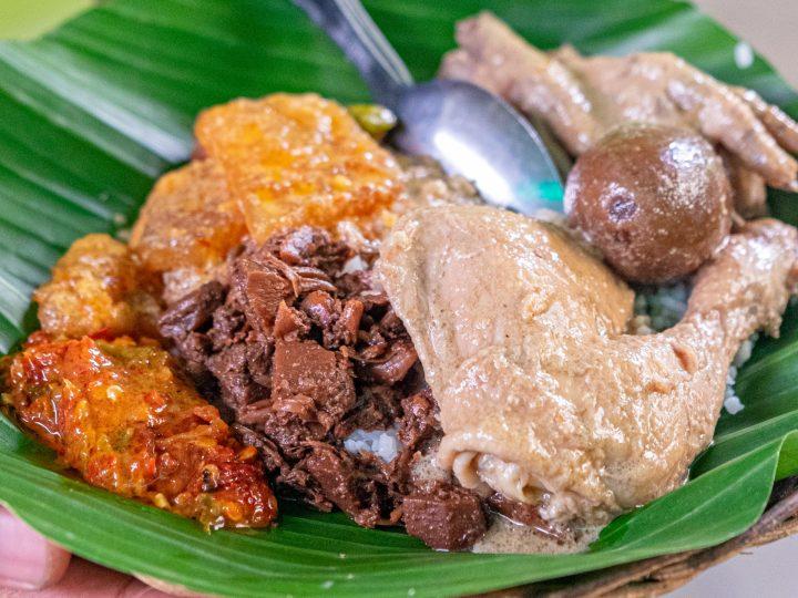Gudeg Jogja Bu Ari—Tweaked Biar Cocok Dengan Lidah Lokal 9