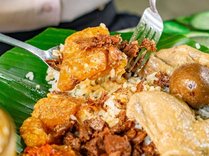 Gudeg Jogja Bu Ari—Tweaked Biar Cocok Dengan Lidah Lokal 17