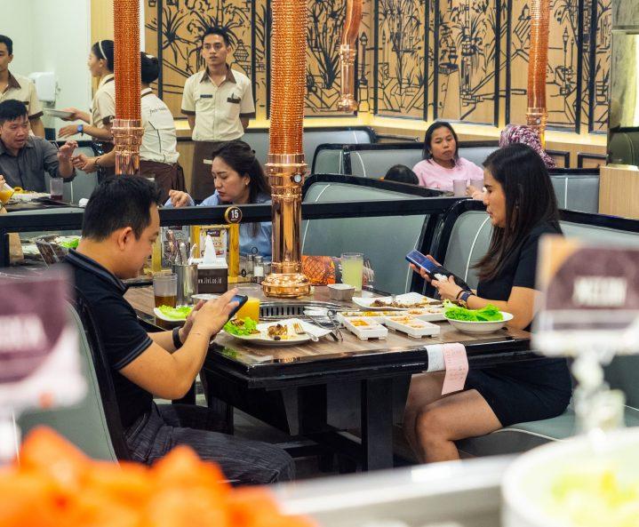 ALL YOU CAN EAT! Steak 21 Buffet di Deli Park Podomoro Medan 13