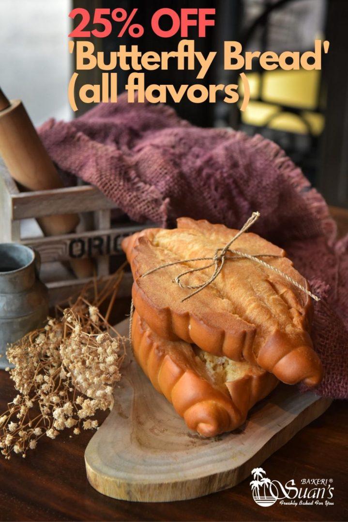 roti Suan's Bakery kuliner medan