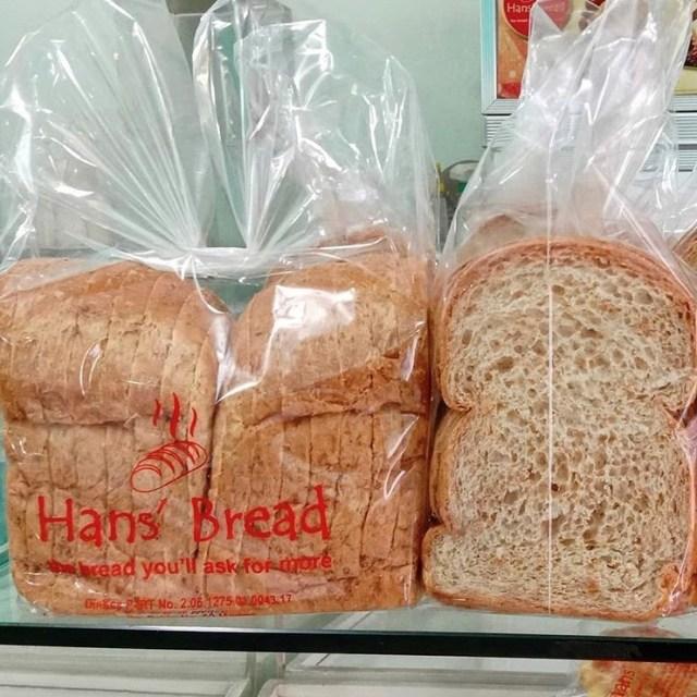 roti Hans Bread kuliner medan