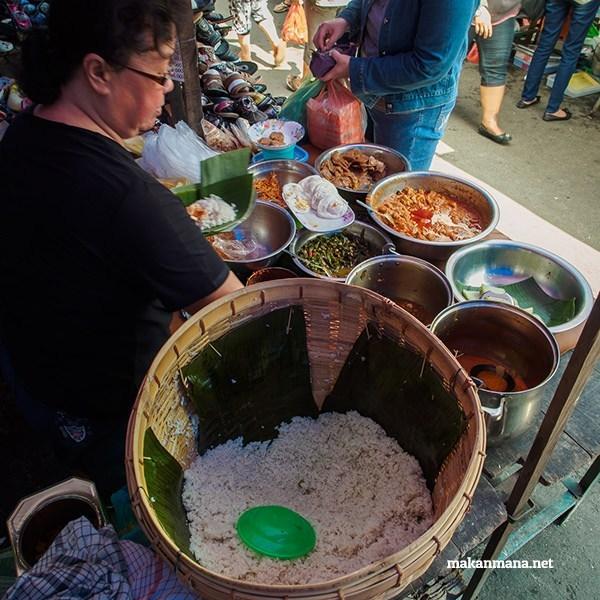 nasi lemak kuliner medan