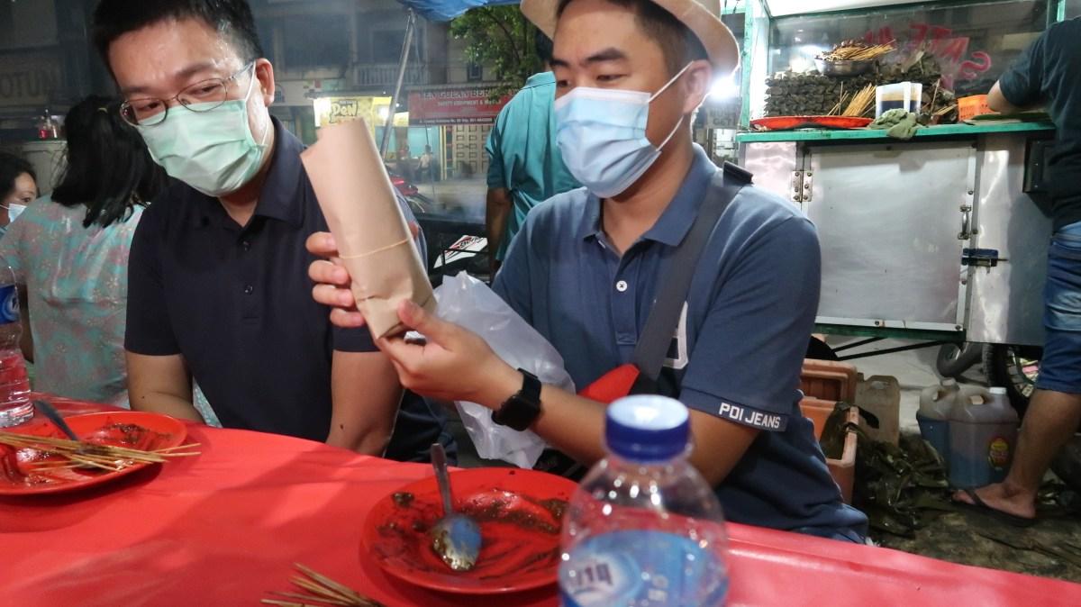 sate madura sakera krakatau kuliner medan