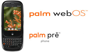 Palm Pre and Palm webOS