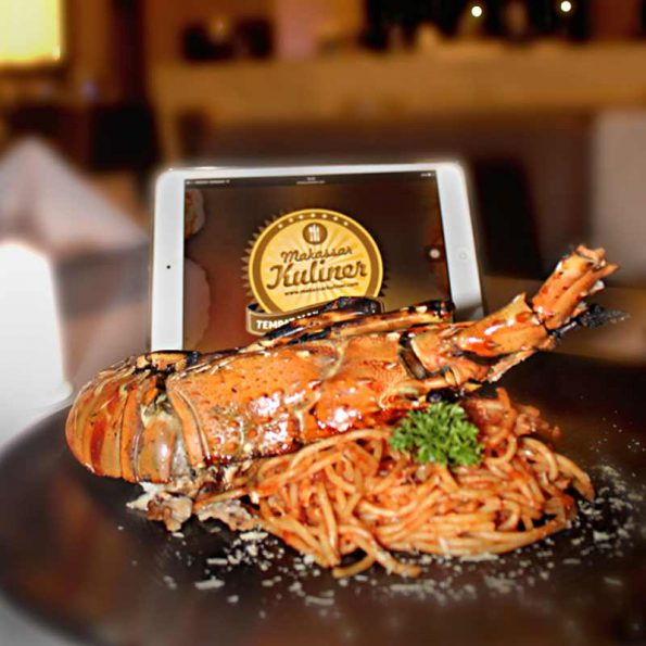 Fusion Food Chef Firmansyah Ramadhan -Pasta lobster
