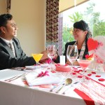 Candle Light Dinner D'amore Package dan D'Rosa Package dari Aryaduta Makassar