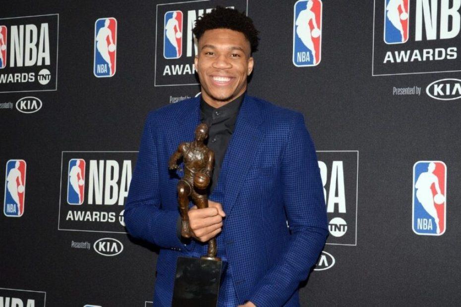 Makaveli Bet - Giannis Antetokounmpo NBA MVP 2020