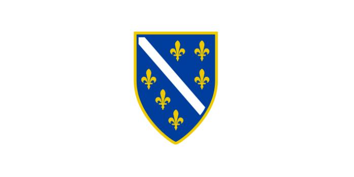 Zastava Republike Bosne i Hercegovine (1992.-1998.)