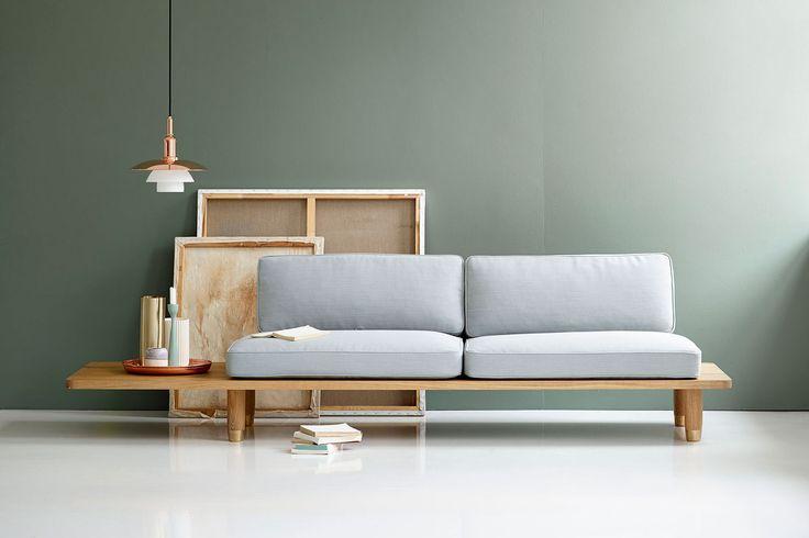 Paano gumawa ng isang simpleng sofa mula sa plywood