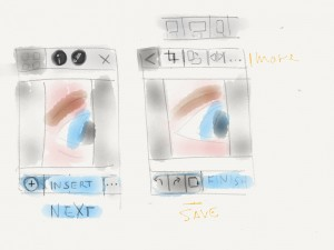 Link to Sketch Wireframe of Mobile Edit Mode