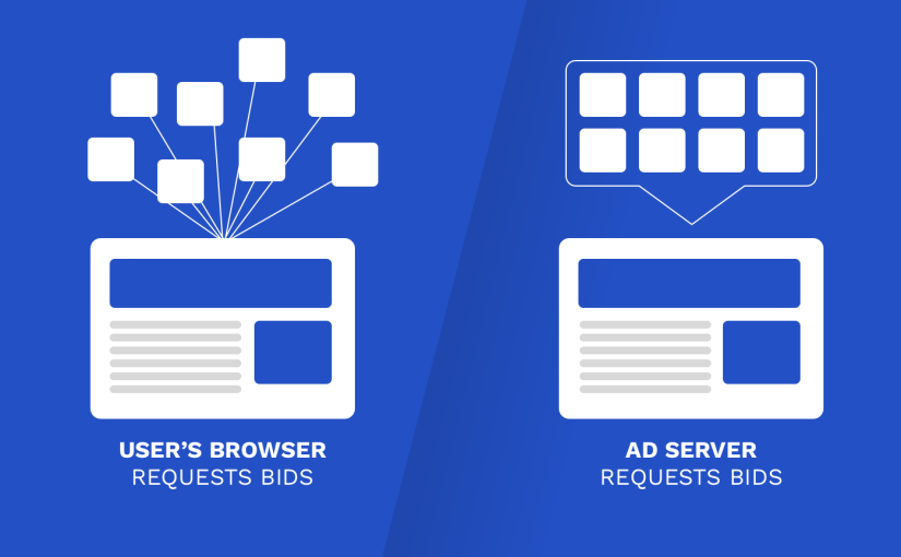 Client-side vs Server-side header bidding