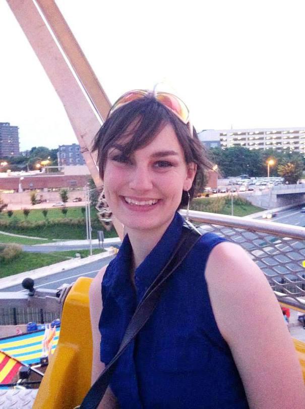 A picture of Megan Hofmann
