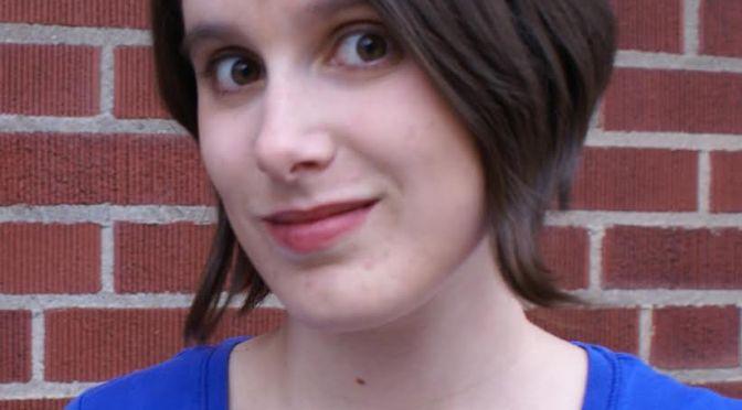 Head shot of Lea Albaugh