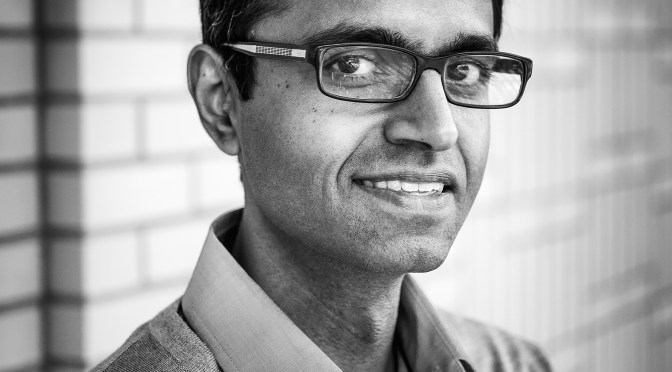 Headshot of Siddhartha Srinivasa