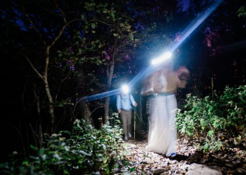 Photgrapher-for-a-Hiking-Elopement-on-the Appalachian-Trail-North-Georgia