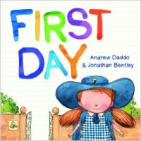 Five books...to help with starting school