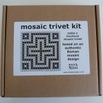 Mosaic Trivet Kits Make A Mosaic
