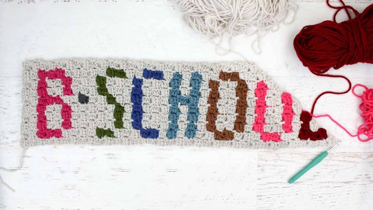 Image result for c2c crochet