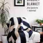 Modern Corner To Corner Crochet Blanket Pattern Free C2c Pattern