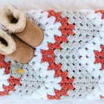 Done In A Weekend Quick Free Crochet Baby Blanket Pattern Make Do Crew