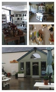 Logie Steading Shops, Hellygogg Crafts, Gallery and Gardens