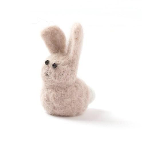 Needle Felt Bunny Rabbit Tutorial