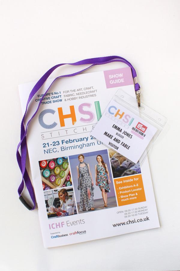 CHSI Stitches 2016
