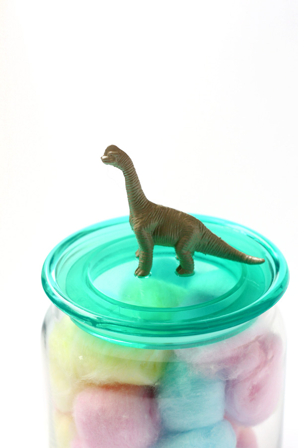 DIY Dinosaur Jar
