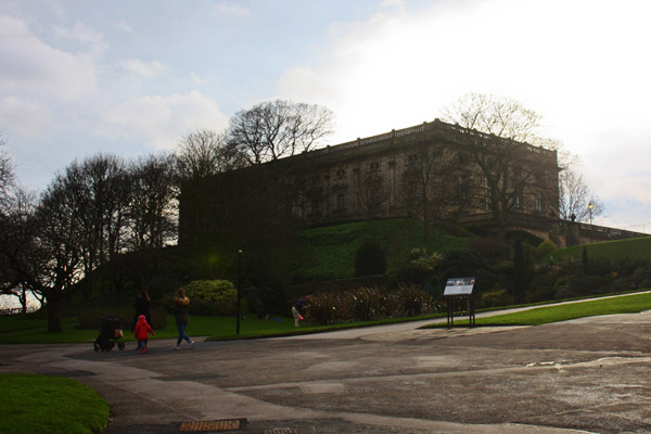 Nottingham City Guide - Nottingham Castle